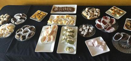 Dessert Tasting El Paso